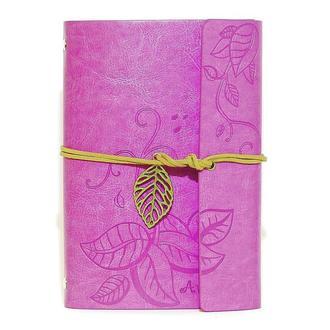 Блокнот NATURE, Фиолетовый