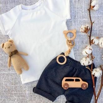 Комплект летний футболка+шорты