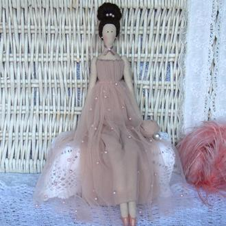 Кукла в стиле Тильда Аврора