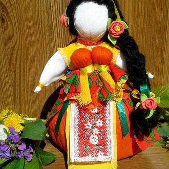 кукла-мотанка  Травница
