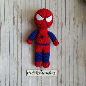 Спайдермен Spider-Man супергерой