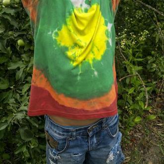 """Детская футболка """"Веселый кактус"""""""