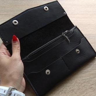 Minimal wallet - натуральная кожа