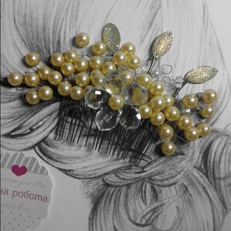 гребешок украшение для волос