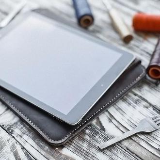 Кожаный чехол для планшета/ноутбука Eva Didenko