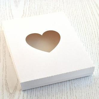 "Подарочная коробка с окошком, ""Макси"""