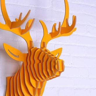Декоративные голова оленя на стену