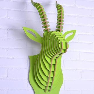 Декоративные голова антилопы на стену