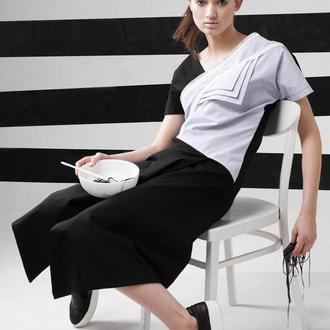 """Асиметрична сукня в стилі """"urban ninja"""""""