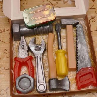 Набор мыла для мужчин Инструменты