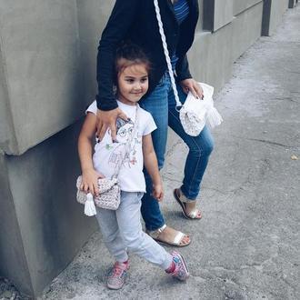 Сумки кросс-боди на каждый день Мама и Дочка