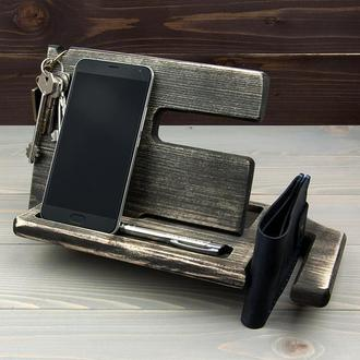Подставка для телефона, ключей\часов\кошелька