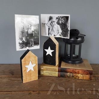 """Тримач для фото """"Star"""" (2 шт) - Держатели для фото"""