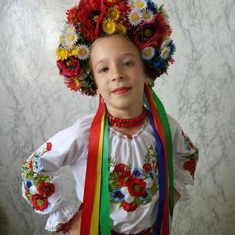 Украинский венок большой