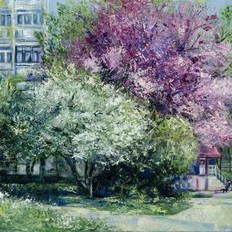Весна в моєму місті