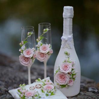 """Свадебный набор   """" Romantic"""""""