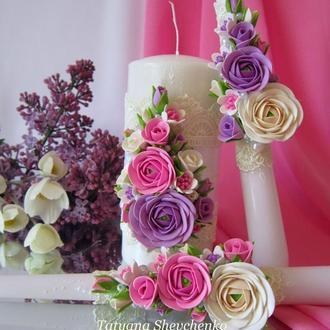 Аксессуары для организации свадьбы