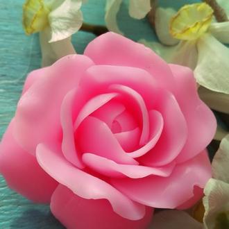 Сувенирное мыло. Мыло роза, цветок. подарок.