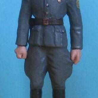 70мм Украинский Офицер Карпатской Сечи, 1939 год.