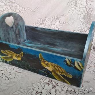 """Короб """"Подводный мир"""""""