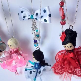 Ляльки кулони