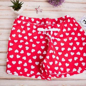 Пижамные шорты Любовь