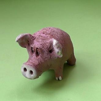 Статуэтка свинка №25