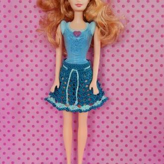 Юбка для Барби
