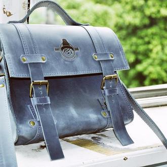 "Кожаная сумка ""Хэйзи"""