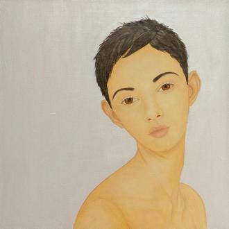 Жемчужина. Женский портрет