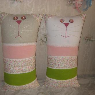 "Декоративная подушка ""Котик"""