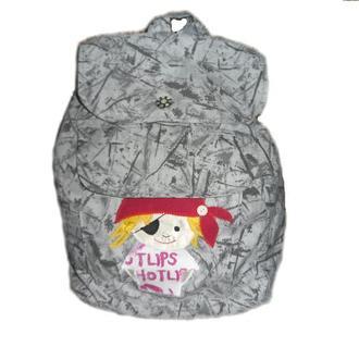 Детский рюкзак с пиратом