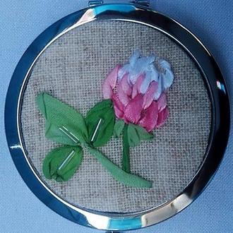 Дзеркало жіноче кишенькове