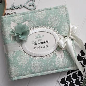 Весільний фотоальбом / Свадебный фотоальбом