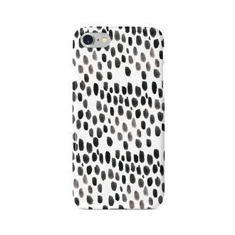 Пластиковый чехол на iphone с принтом(любая модель)