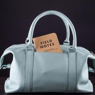 Кожаная дорожная сумка Жасмин