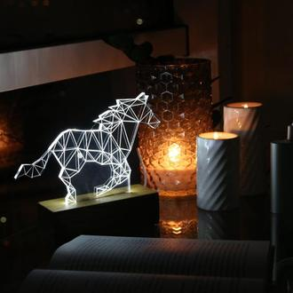 Светильник: Wild Horse