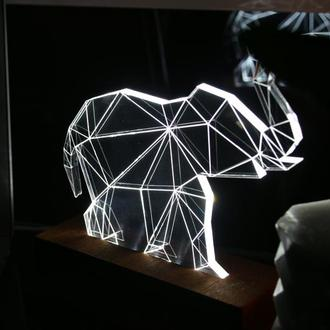 Светильник: Indian Еlephant