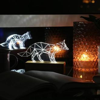 Светильник: Steppe Fox