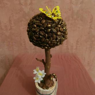 Кофейное деревце счастья