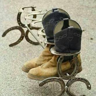 Подставка для обуви Wild West