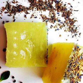 Om Shanti мыло марсельское лавандовое