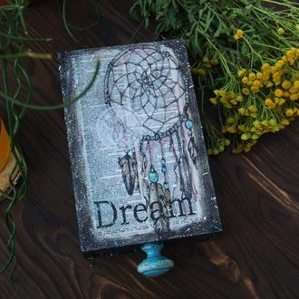 купюрница ловец снов и желаний