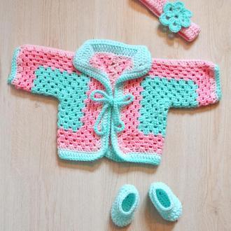 Комплект для ребенка 0-3 месяца