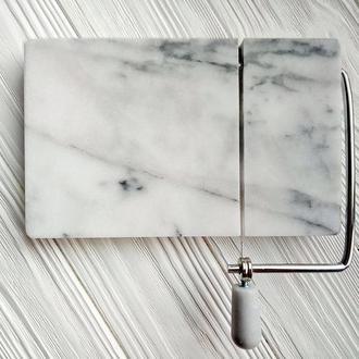 Струнный резак для мыла с нуля (мраморный)