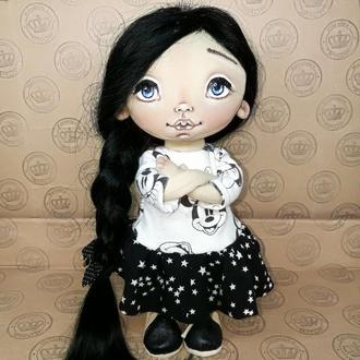 "Текстильная кукла ""Соня"""