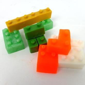 Мыло «Лего»