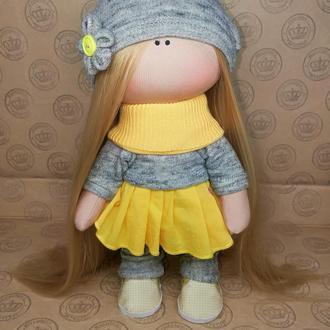 Кукла тыквоголовка коннэ