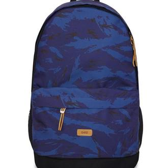 Рюкзак BACKPACK-2 | tiger blue camo 1/18 , синий