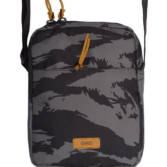 Сумка через плечо MESSENGER MINI BAG | tiger grey camo 2/18, серая